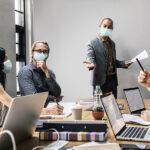 Como a liderança pode tornar equipe mais confiantes e produtivas durante a pandemia